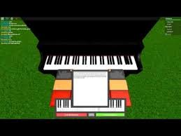 payphone maroon 5 on a roblox piano youtube