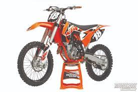 motocross action magazine mxa u0027s 2015 ktm 250sxf motocross test