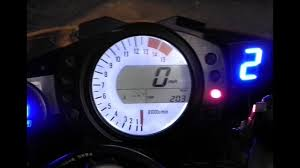 how to update your 04 05 kawasaki ninja zx10r gauge cluster speedo