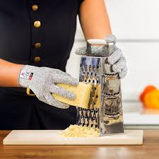 Ginsu 7108 Chikara 8 Piece by Nocry Cut Resistant Gloves Fishingnew
