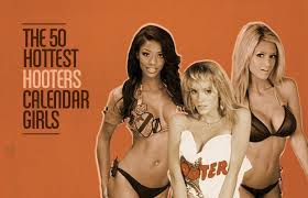 the 50 hooters calendar of all time complex