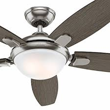 Ceiling Fan With Led Light Fan 54 Contemporary Ceiling Fan With Led Light Kit And