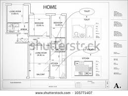 architects home plans architectural drawings of houses design home design ideas