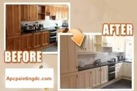 kitchen cabinet painting contractors blog apc painting