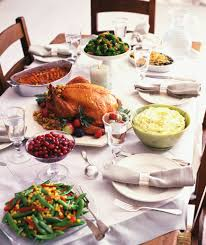 12 conversation starter questions for your thanksgiving table
