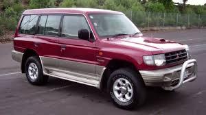 mitsubishi pajero 1999 1998 mitsubishi pajero 4wd diesel 1 reserve cash4cars