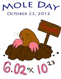 mole day by sonicdevotion on deviantart mole day pinterest