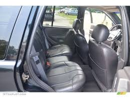2000 jeep grand seats 2000 jeep grand laredo 4x4 rear seat photo 68799140