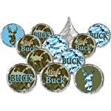 camouflage baby shower it s a buck camouflage baby boy shower balloons