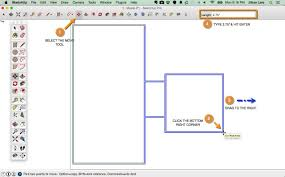 Scale Floor Plan How To Draw A 2d Floor Plan To Scale In Sketchup From Field