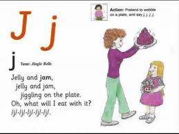jolly phonics j song from read australia having fun with phonics