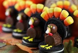 7 and creative thanksgiving treats