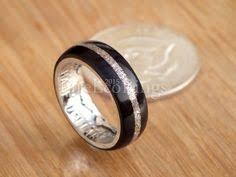 bog the wedding band wood wedding band set bog oak and antler wedding by eireecorings