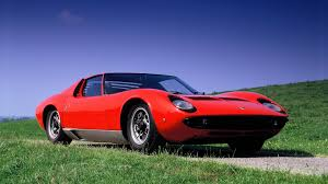 lamborghini miura celebrate lamborghini miura u0027s late creator with a great gallery video