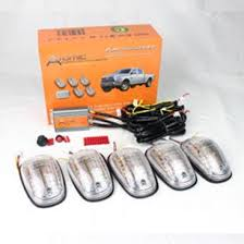 oem chevy cab lights platinum series atomic led strobe cab clearance lights wicked warnings