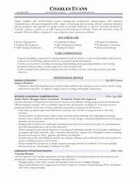 Sample Resume For Environmental Engineer by Hr Trainer Resume Resume Cooking Instructor