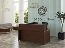 Reception Station Desk Hon Reception Desks Arizona Office Furniture