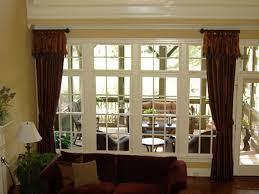 ideas for extra room window treatments ideas for large windows in living room home