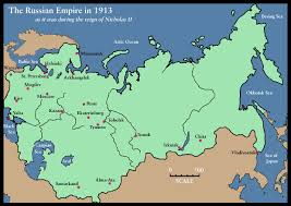 maps kazan russia nicholas and alexandra a map of the russian empire in 1913