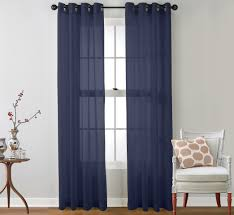 Navy Blue Sheer Curtains Sheer Navy Blue Curtains Tags 83 Sheer Navy Blue