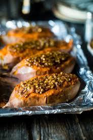 sweet potato thanksgiving dish pecan pie twice baked sweet potatoes food faith fitness