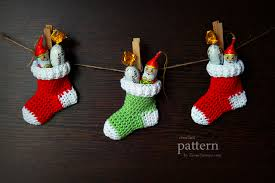 new pattern crochet ornaments crochet