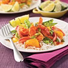 cuisine sucré salé sauté de crevettes sucré salé recettes cuisine et nutrition
