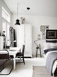 Best Vintage White Bedroom Ideas On Pinterest Vintage Style - Black white and silver bedroom ideas
