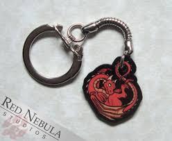 Baby Keychains Acrylic Charms And Charm Keychains Bookmarks U2013 Red Nebula Studios