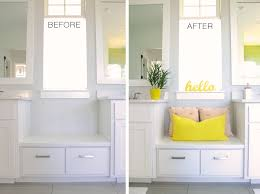 decorating the master bath u2026and that green chair u2013 made everyday