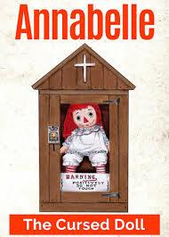 annabelle the cursed raggedy ann doll ebook by taffy sealyham