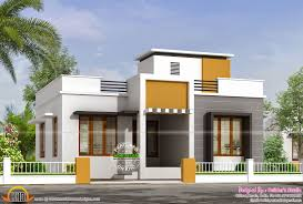 Flat Roof e Floor Home Kerala Design Plans House Plans
