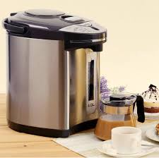 4 quart electric water boiler and warmer airpot swb 43g the secura