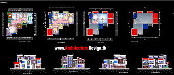 home design dwg download 3d house plans dwg house decorations