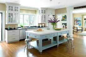 kitchen island on casters portable kitchen islands they make reconfiguration easy and