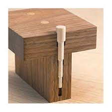 miller dowel 1x kit birch right angle joints