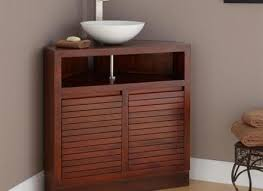 Corner Cabinet For Bathroom Storage by Bathroom Vanities Corner Units Bathroom Vanity Corner Cabinets