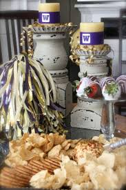 Pinterest Graduation Party Decorations by 17 Best Uw Graduation Party Purple And Gold Images On Pinterest