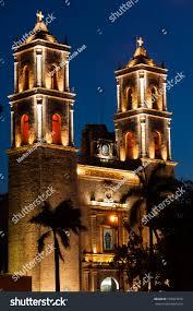 Home Design Plaza Mayor by Iglesia De Plaza Mayor Valladolid Mexico Stock Photo 103823876