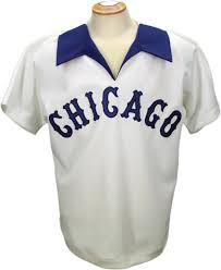 Chicago White Sox Map by Lot Detail 1981 Ron Leflore Softball Style Chicago White Sox