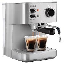 espresso maker espresso cappuccino maker ses 4010ss sencor let u0027s live