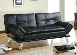 ta futon sofa bed brown leather futon sofa bed fokusinfrastruktur com