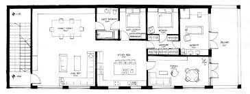 One Bedroom Mobile Home Floor Plans by The Scale Of A House Plan Plans O Cabin 1 Hahnow