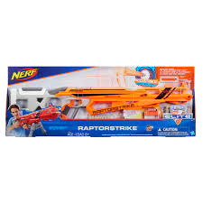 nerf car shooter nerf n strike elite raptorstrike walmart com