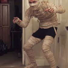 Halloween Costumes Mummy 25 Mummy Costumes Ideas Diy Mummy Costume
