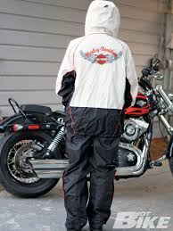 motorcycle rain gear just in case harley davidson rain gear bike
