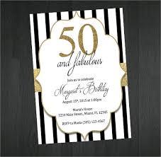 50th birthday party invitation templates 40 50th birthday