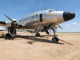 eisenhower u0027s presidential airplane found in storage at marana