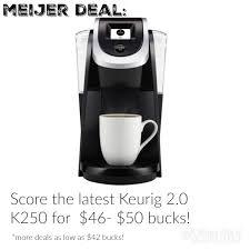 keurig black friday deals meijer u0026 kohls breakdown on best keurig deals a mitten full of