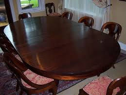 mahogany dining table lasts longer than other tables decor crave